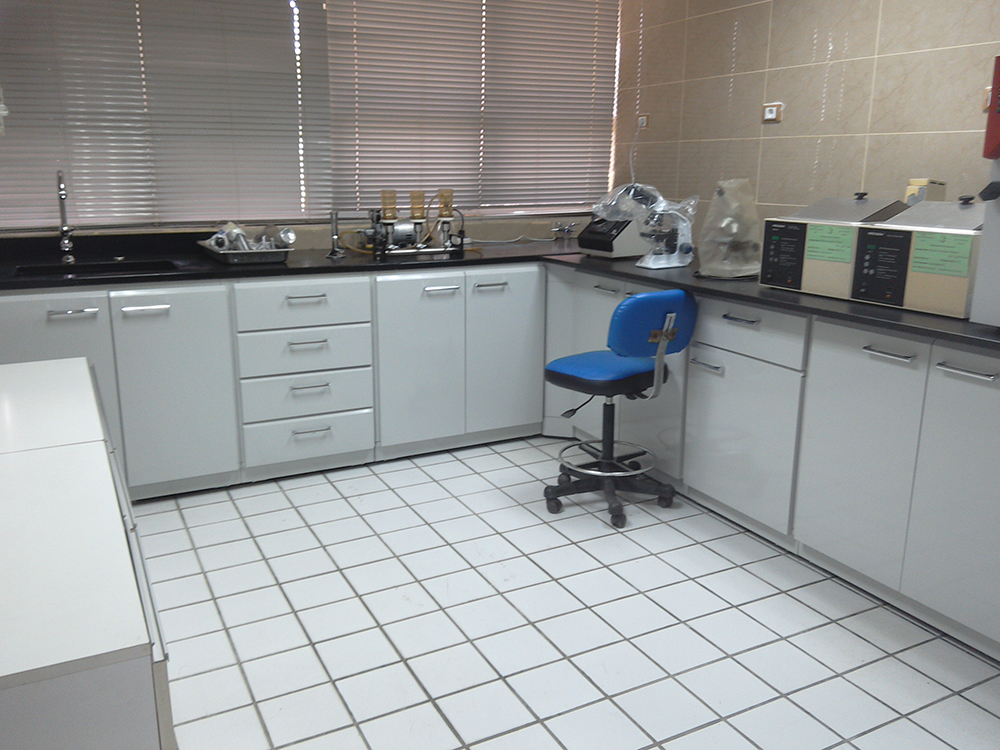 Central Lab of Ismailia Water co.